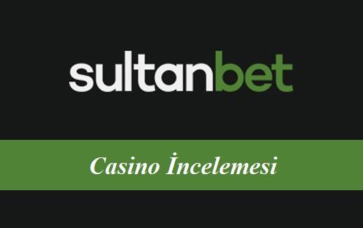Sultanbet Casino İncelemesi