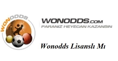 Wonodds Lisanslı Mı?
