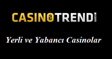 Yerli ve Yabancı Casinolar
