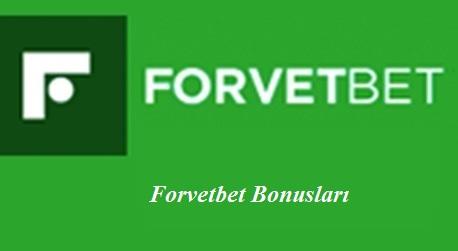 Forvetbet Bonusları