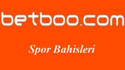 Betboo Spor Bahisleri