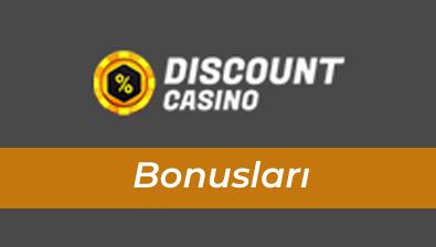 Discount Casino Bonusları