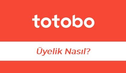 Totobo1 Üyelik Nasıl