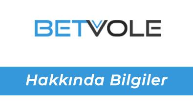 Betvole Hakkında Bilgiler
